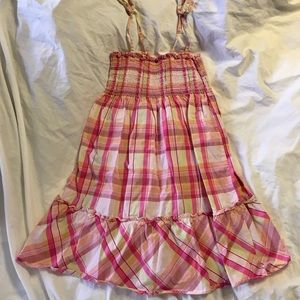 Cherokee toddler dress